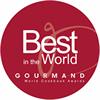 Best in the World - Gourmand World Cookbook Awards