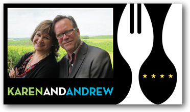 Karen and Andrew