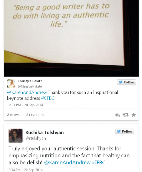 IFBC2014TwitterAuthenticLife