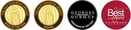 What to Drink With What You Eat - Awards
