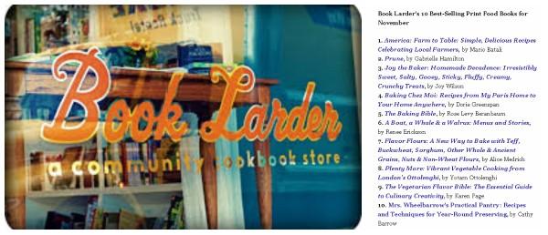 BookLarderBestsellersNov2014