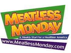 MeatlessMondayLogoWeeklyStartForHealthierAmerica